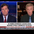Ambassador Peter Ford speaks to Tucker Carlson: 'The President Has Been Mislead on Douma'