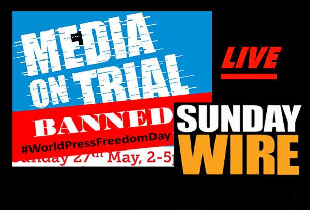 Episode #235 – SPECIAL: Media On Trial – LIVE with guests
